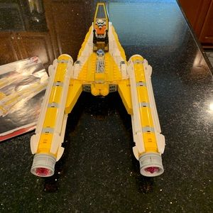 Lego Other - LEGO 8037 Star Wars Anakin's Y-Wing Star-fighter